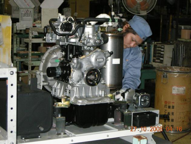 диагностика и ремонт японских дизельных двигателей спб пробовал