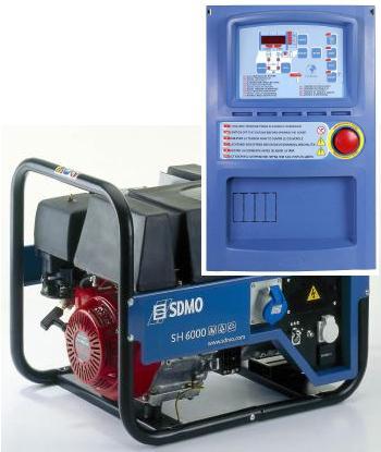 Sdmo Sh 6000 инструкция по эксплуатации - фото 10